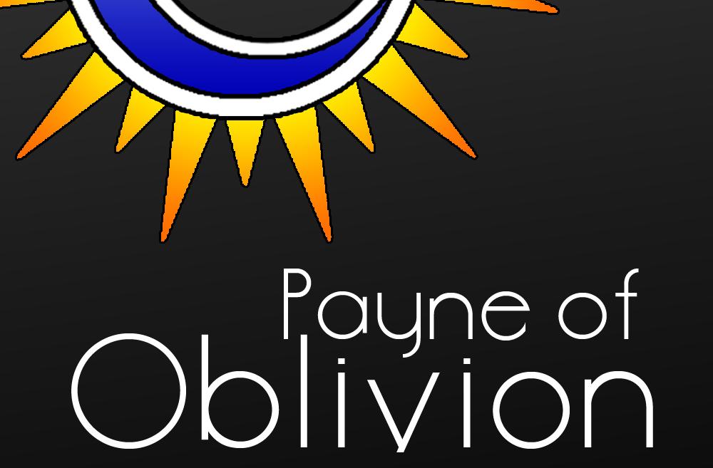 Oblivion Sample Chapters
