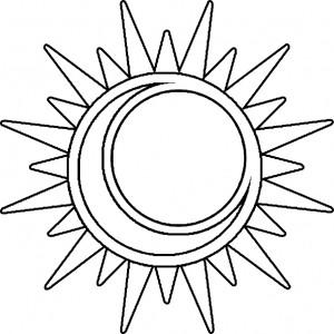 SunMoonOutline